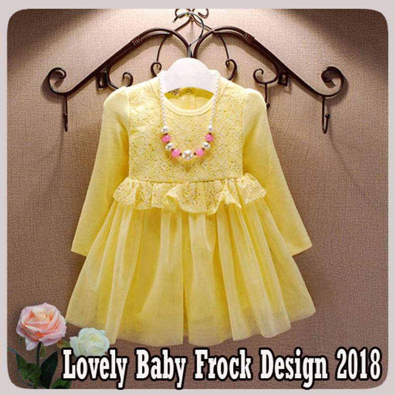 72a9001e5 Lovely Baby Frock Design 2018 for Android - APK Download