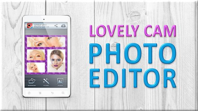 Lovely Cam Photo Editor screenshot 4