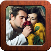 Lovely Couple Photo Frames icon