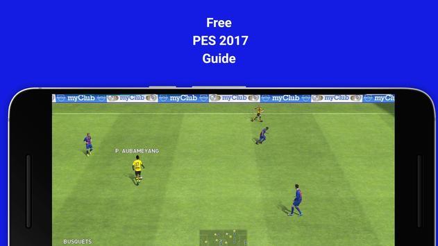 New PES 2017 Game Guide apk screenshot