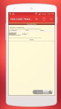 PAN Card Tracker screenshot 2