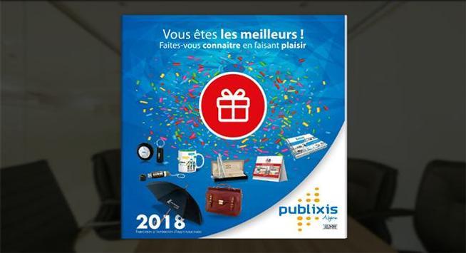 PUBLIXIS Print poster
