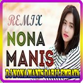 DJ NONA MANIS DARI LEMBATA Mp3 icon