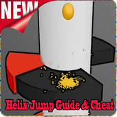 Helix Jump Guide & Cheat icon