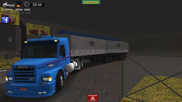 Grand Truck Simulator ポスター