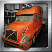 Parking Truck Deluxe icon