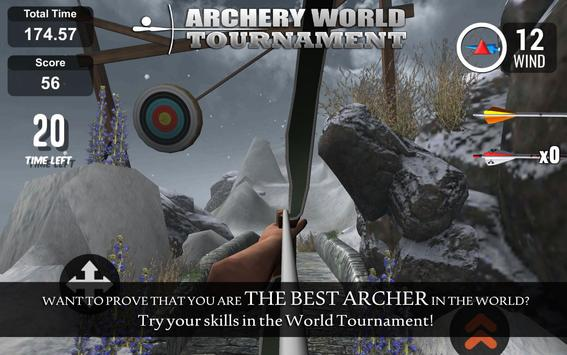 Archery World Tournament poster