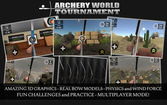 Archery World Tournament apk screenshot