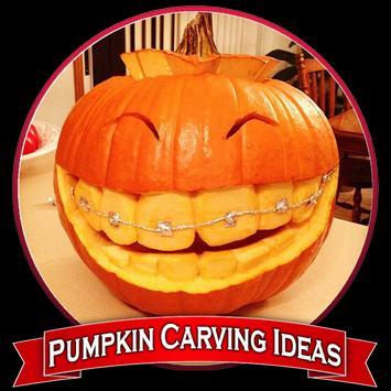Pumpkin Carving Ideas poster