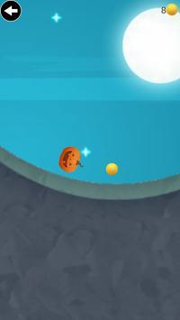 pumpkin rolling game apk screenshot