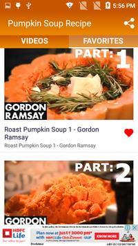 Pumpkin Soup Recipe screenshot 2