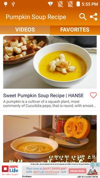 Pumpkin Soup Recipe screenshot 4