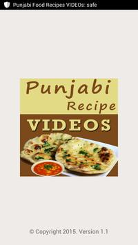 Punjabi food recipes videos apk download free entertainment app punjabi food recipes videos poster forumfinder Image collections
