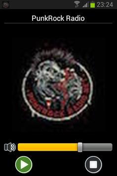 PunkRock Radio poster