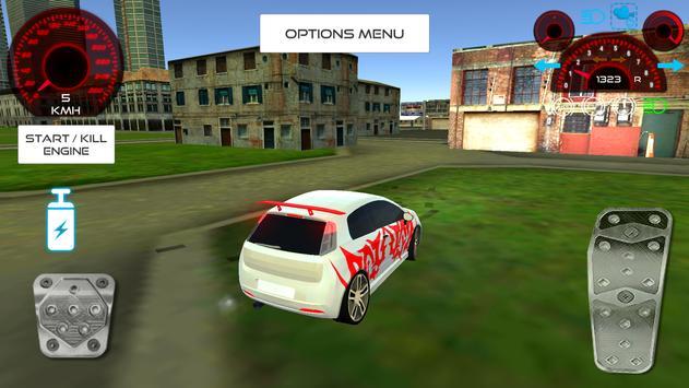 Punto Driving Simulator screenshot 3
