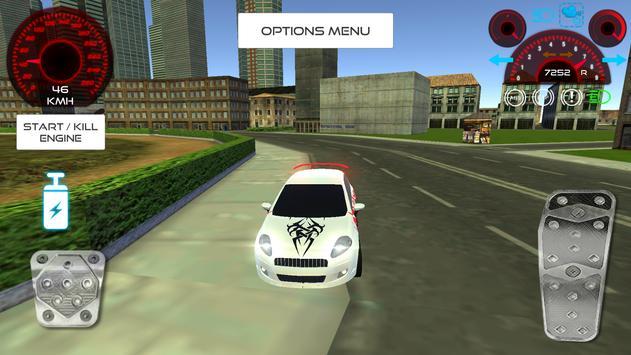 Punto Driving Simulator screenshot 14