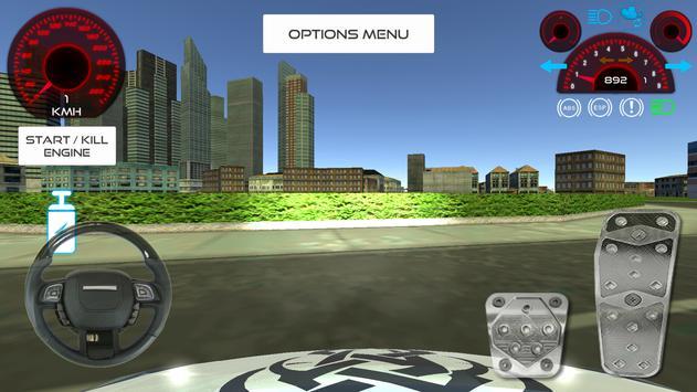 Punto Driving Simulator screenshot 1