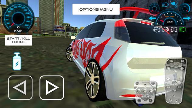 Punto Driving Simulator screenshot 4