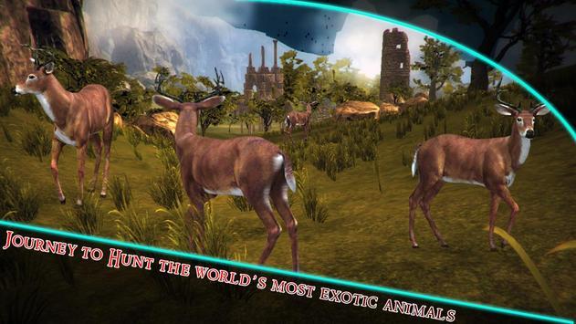 Deer Hunter Safari – African Wild Hunt screenshot 2