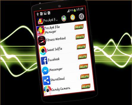 Pro Apk File Manager apk screenshot