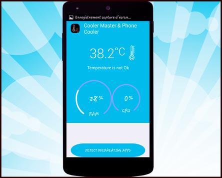Cooling Master CPU Cooler Free apk screenshot
