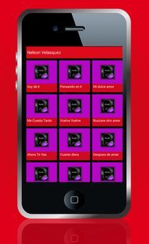 Canciones - Nelson Velasquez screenshot 1