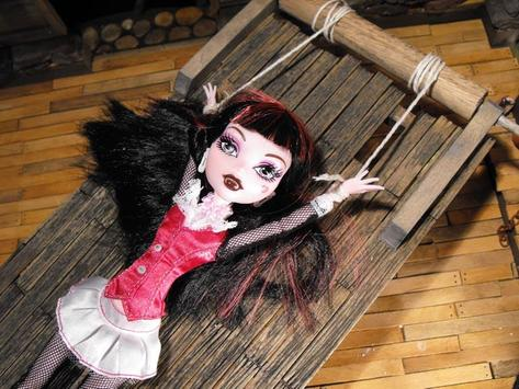 Monster Dolls Puzzle apk screenshot