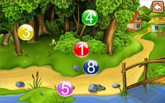 Learning the numbers toddlers screenshot 6
