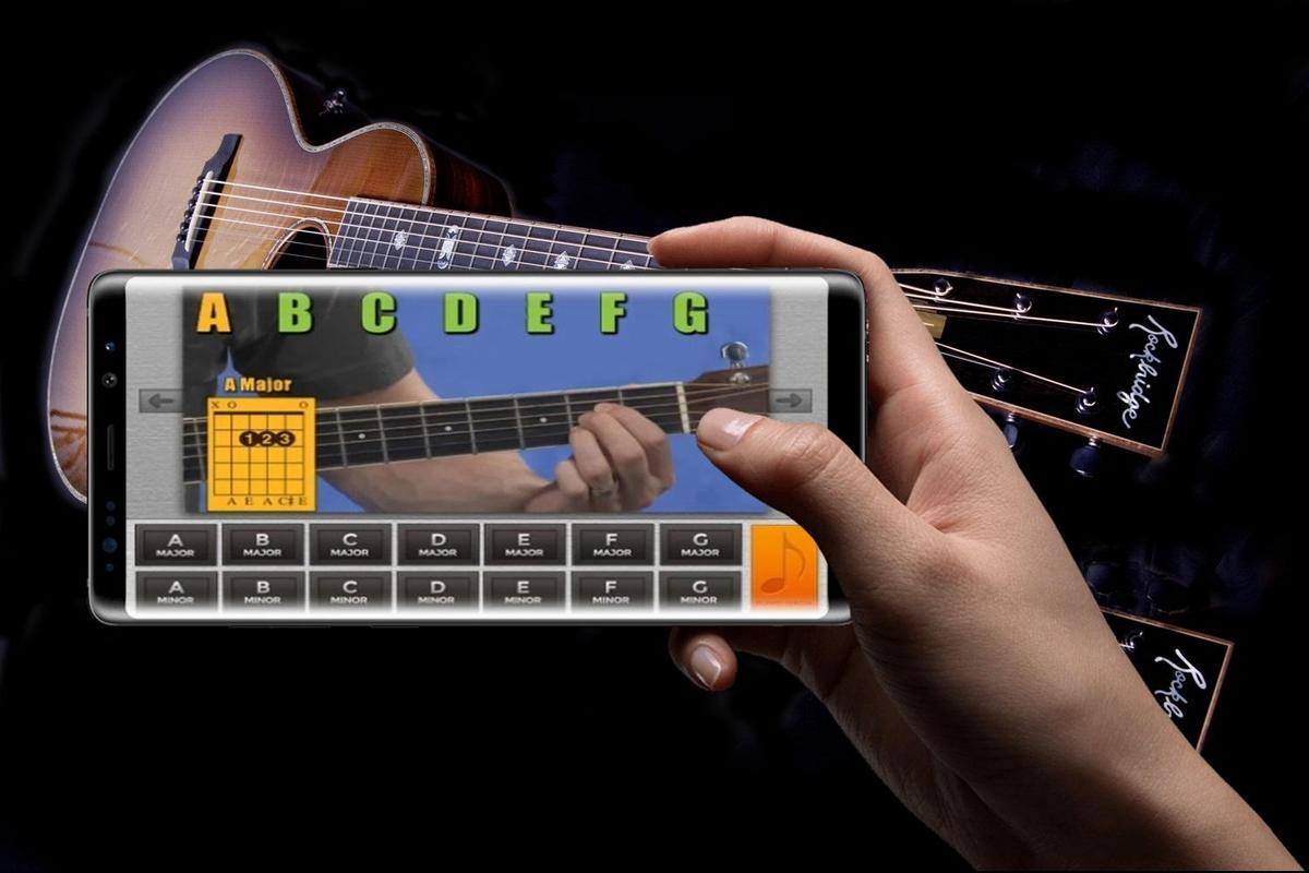 Cara Belajar Bermain Gitar For Android Apk Download