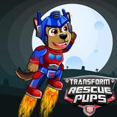 Paw Puppy Transform Battle Zombie icon
