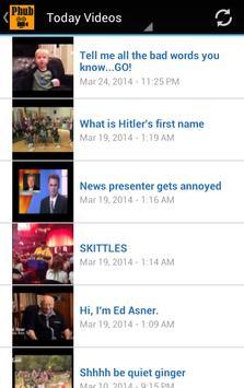 PB Videos App screenshot 1