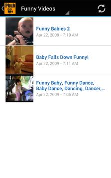 PB Videos App screenshot 3
