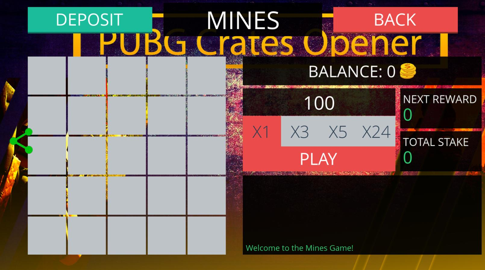 PUBGS Crates Opener for Android - APK Download
