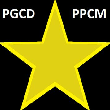 Calcul du pgcd et du ppcm screenshot 2
