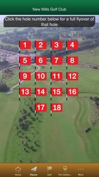 New Mills Golf Club apk screenshot