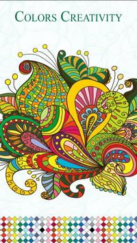 Adult Coloring Book Free Apk Screenshot