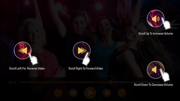Video Player For Android apk screenshot