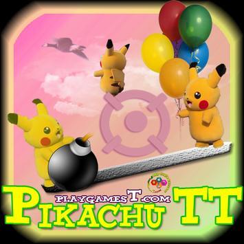 PIKACHU TT poster