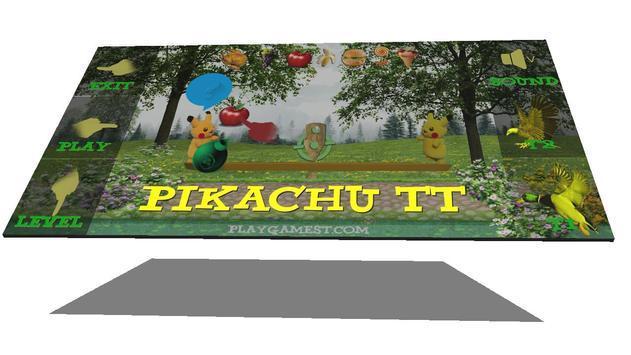 PIKACHU TT screenshot 1