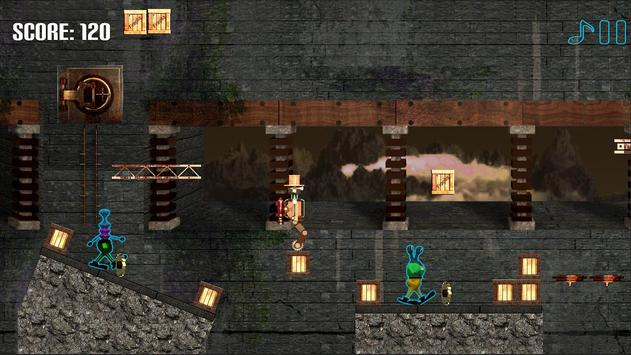 SteamPunk Robot : Alien War screenshot 7