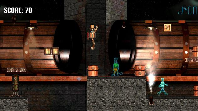 SteamPunk Robot : Alien War screenshot 4