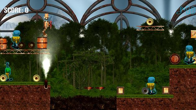 SteamPunk Robot : Alien War screenshot 6