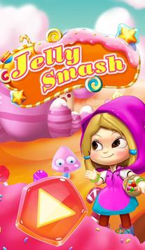 jelly smash poster
