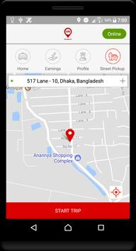 PickMe BD Driver apk screenshot