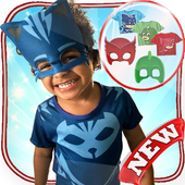 PJ Catboy Masks Hero icon