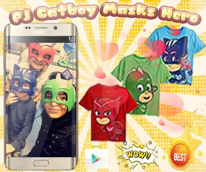 PJ Catboy Masks Hero screenshot 1