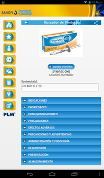 Traumatología Reumatología Tab apk screenshot