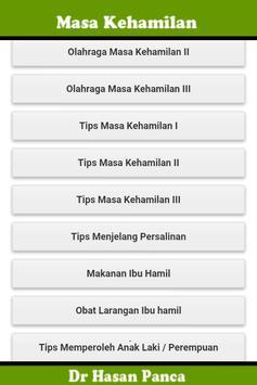 Tips Hamil apk screenshot
