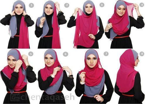Kumpulan Hijab Tutorial screenshot 4