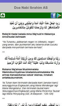 Doa Nabi & Rasul apk screenshot